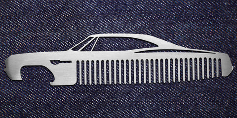 Seven And Eight Comb & Bottle Opener