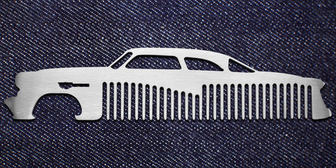 The Beatnik Comb & Bottle Opener