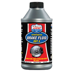 Lucas Oil Dot 4 Brake Fluid