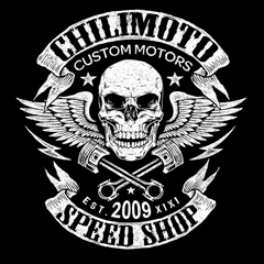 Chilimoto Speed Shop Logo