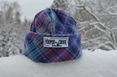 SERENITY PLAID YOOPER CHOOK