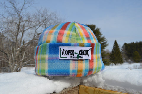 POPSICLE PLAID YOOPER CHOOK