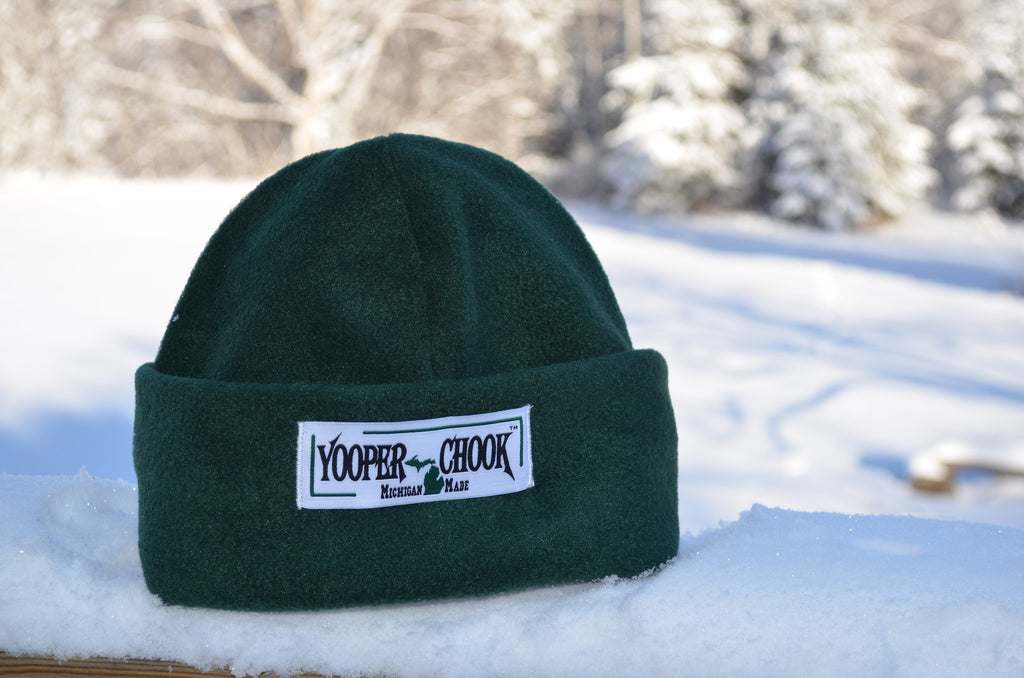 HUNTER GREEN YOOPER CHOOK