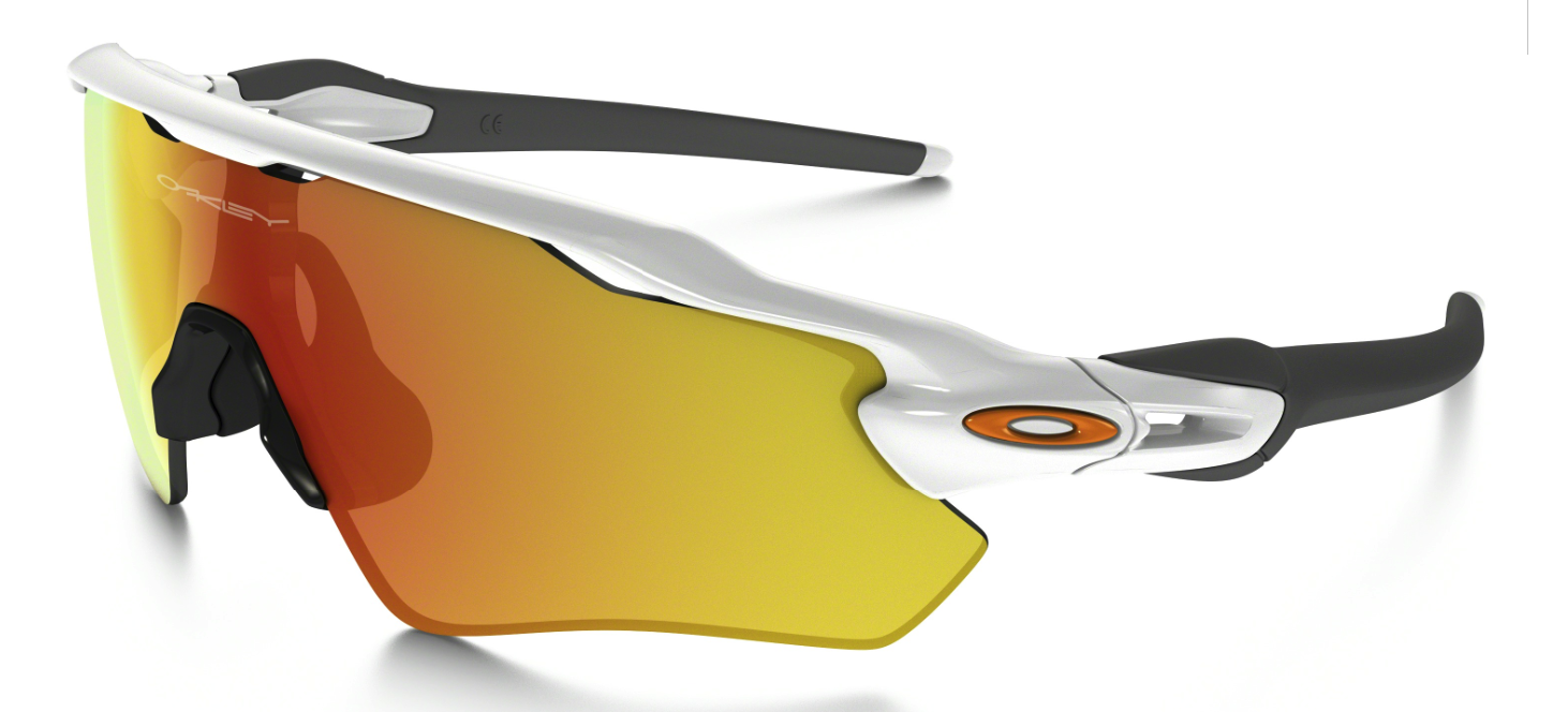 943680c89a72 Oakley Radar EV Path Polished White Fire Iridium