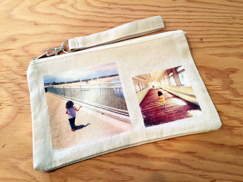 Photo Transfer on Fabric