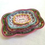 Pray More Worry Less ~ Trinket Tray