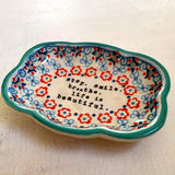 Stop Smile and Breathe ~ Trinket Tray