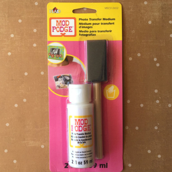 Mod Podge Photo Transfer 2 oz