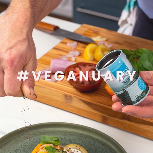 How to make sure you get all the vitamins and minerals you need during Veganuary