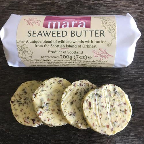 Our Seaweed Butter – the creamy umami hit now delivered directly to your home!