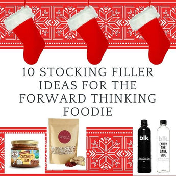 Ten Stocking Filler Ideas for the Forward-Thinking Foodie