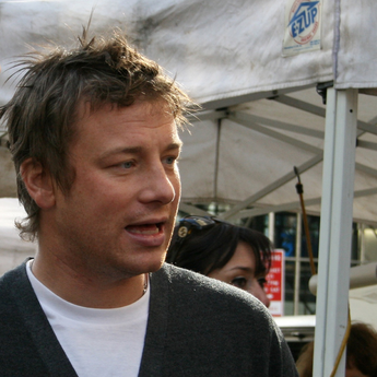 Jamie Oliver Uses Seaweed to Help Him Lose Weight