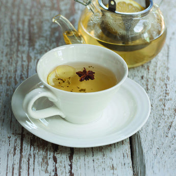 Immune-boosting Tea with Kombu Kelp