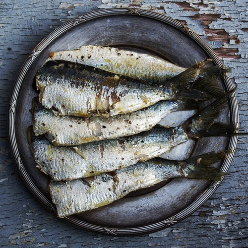 Smoked Dulse Mackerel