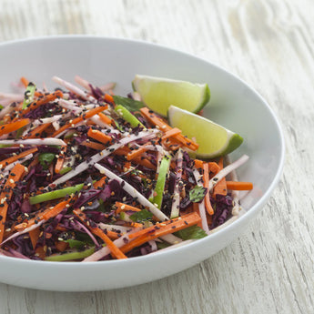 Xa's Summer Slaw with Furikake