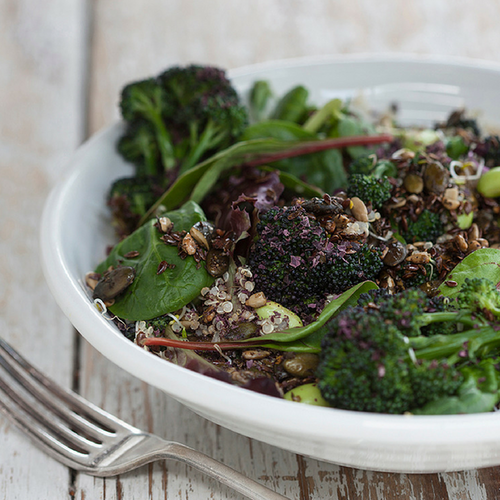 Ultimate Superfood Salad with Dulse Seaweed