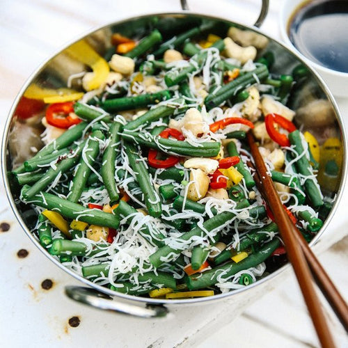 Thai-Style Glass Noodle Salad with Shony Seaweed