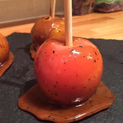 Shony Seaweed Toffee Apples