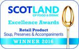 Scotland Food & Drink Excellence Award 2016