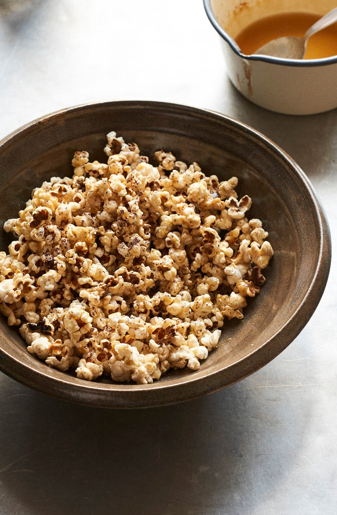 Dulse popcorn Seaweed Cookbook