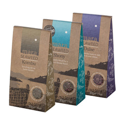 Seaweed Flakes - Selection of Pouches