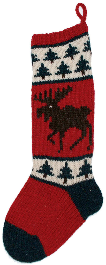 CS Maine moose classic stocking