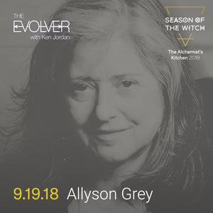 Season of the Witch Podcast Series: Allyson Grey