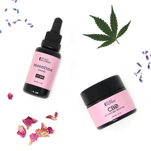 Period Relief with New Plant Alchemy Moontime Tincture & Moontime Soothe