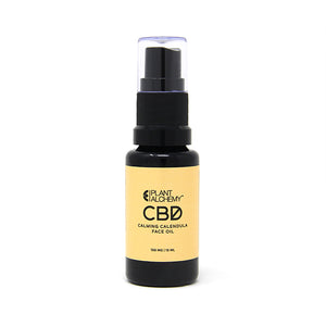 Introducing: Plant Alchemy's Calming Calendula Face Oil
