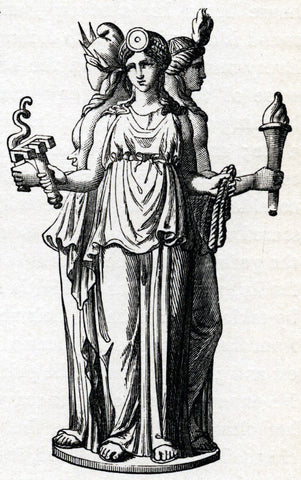 Hecate, Mother of Darkness