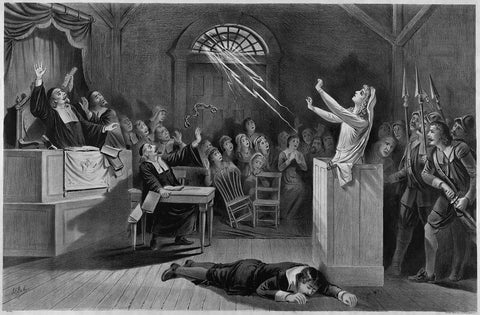 Salem Witches, America's Most Infamous Witch Hunt