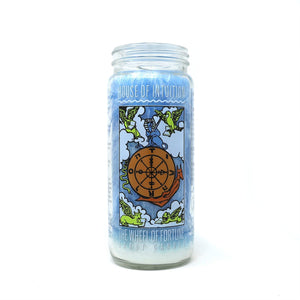 Wheel of Fortune Candle