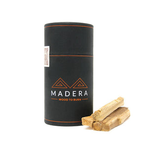 Madera Sustainable Palo Santo Wood