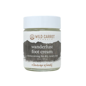 Wander Lust Foot Cream
