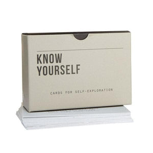 School of Life Know Yourself Cards