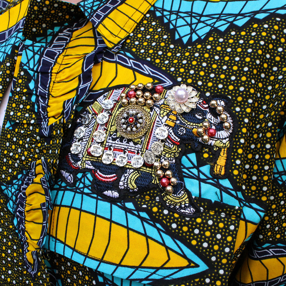 5Progress Elephant Jacket