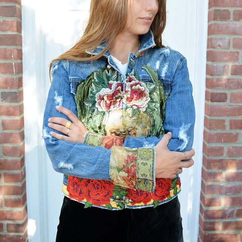 Dassios B126 Denim Jacket