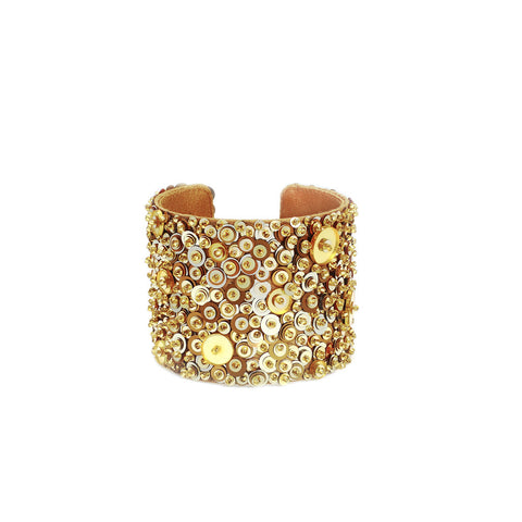 Forest of Chintz Ott Cuff - Gold