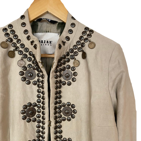 Bazar Deluxe Studded Jacket
