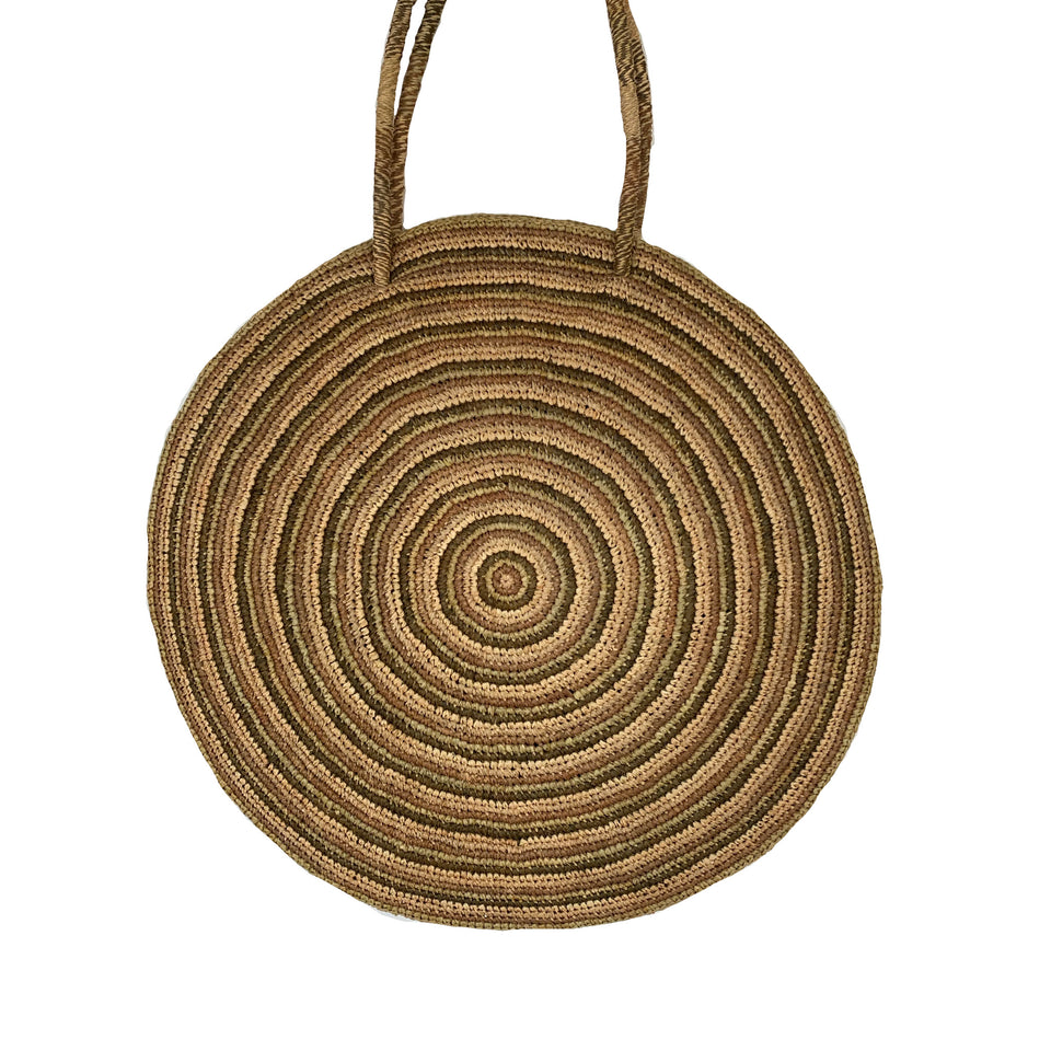 Gabriele Frantzen Boho Capri Bag - Safari Mix