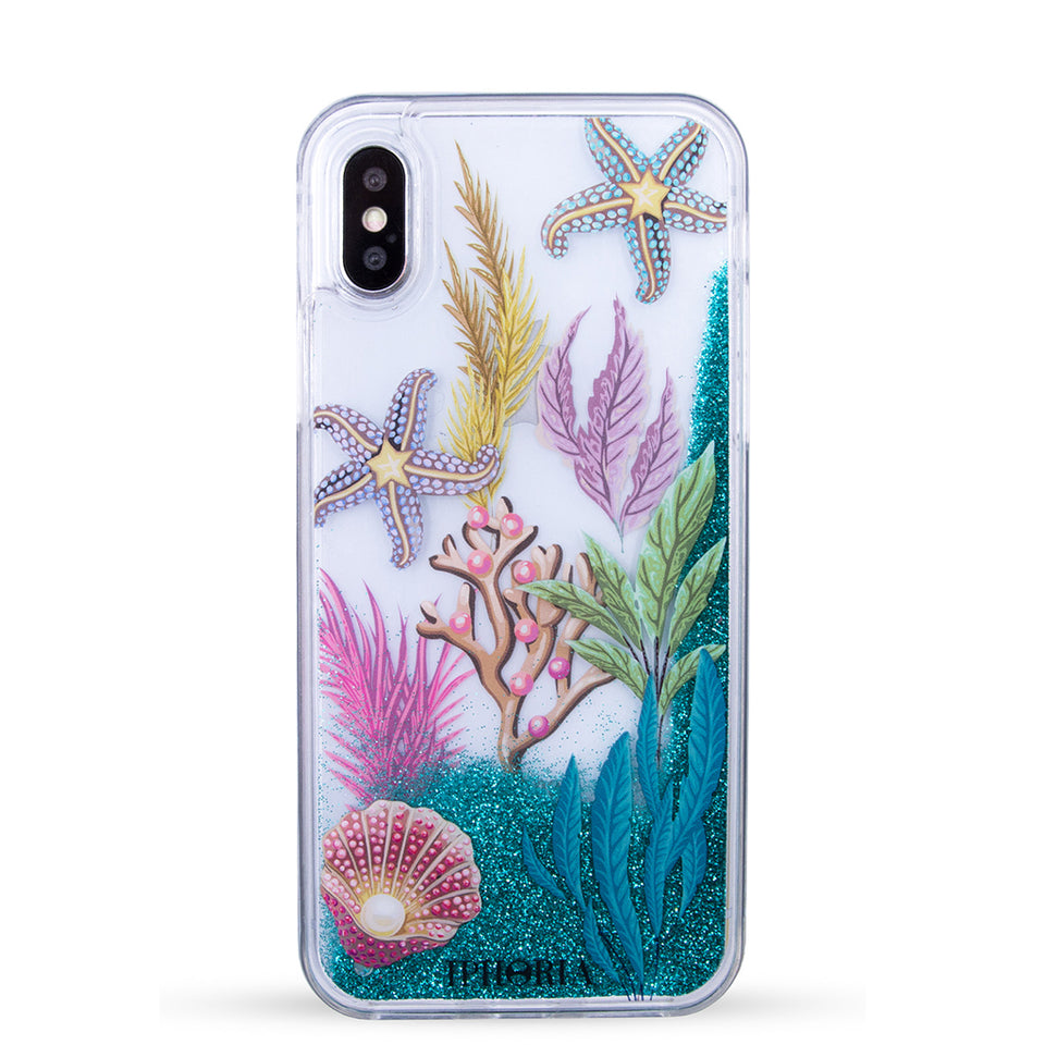 Iphoria Liquid Phone Case - Ocean is Power