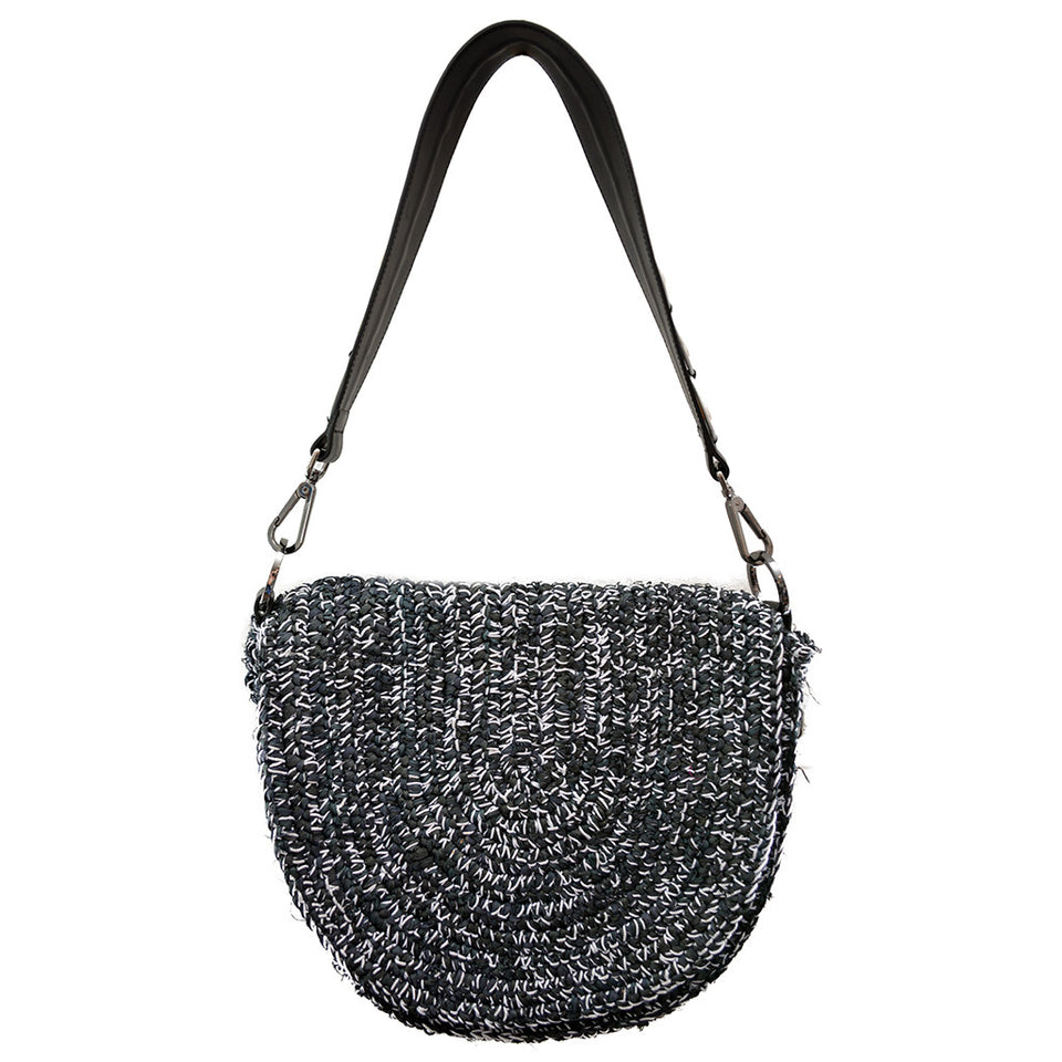 The Joey Wölffer Beach Bag - Black
