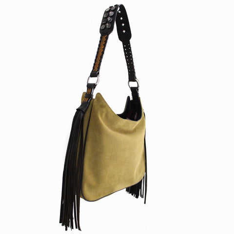 Joey Wölffer Hobo Bag - Butter
