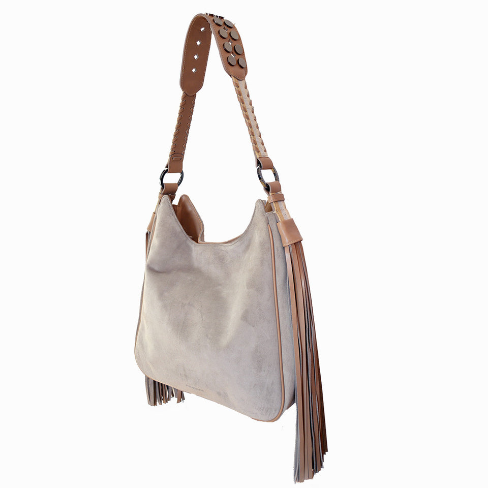 Joey Wölffer Hobo Bag - Grey