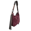 Joey Wölffer Hobo Bag - Wine