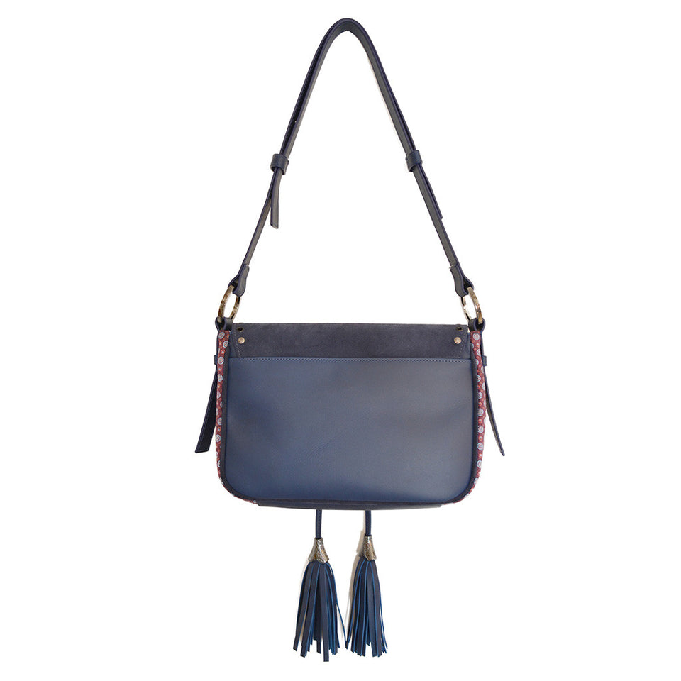 Joey Wölffer Medium Classic Bag - Navy