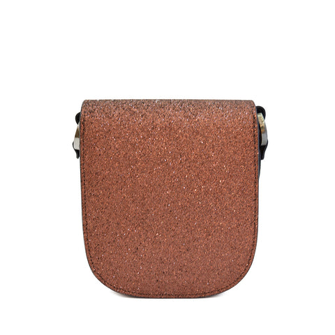 Joey Wölffer Mini Bag - Bronze Glitter