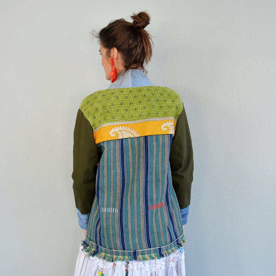 Joey Wölffer Reworked Jacket - Filipa