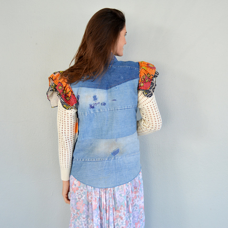 Joey Wölffer Reworked Vest - Faye