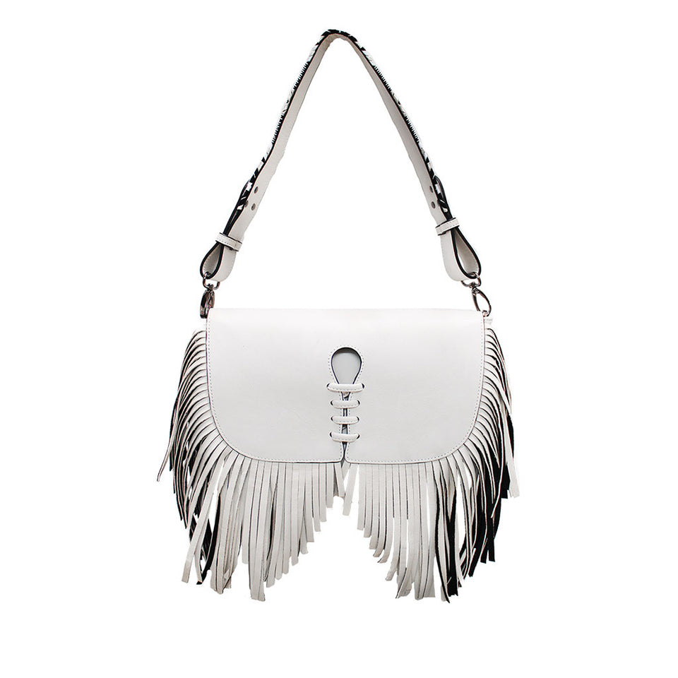 Joey Wölffer Fringe City Bag